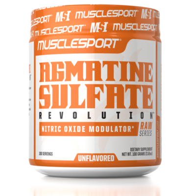 Muscle Sport Agmatine Sulfate