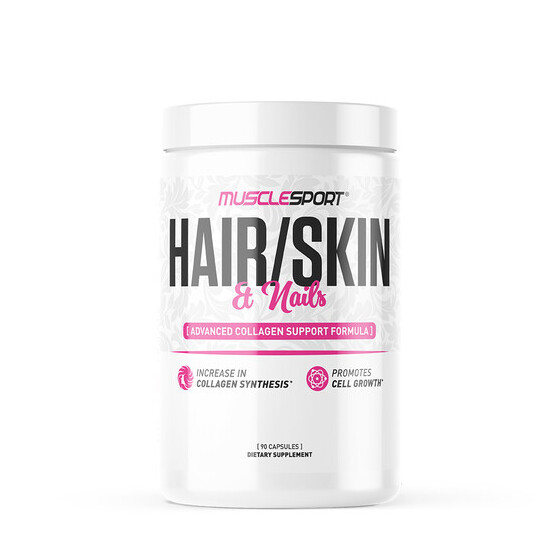 Muscle Sport Hair Skin & Nails