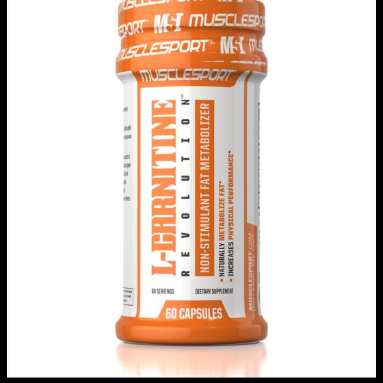 Muscle Sport L Carnitine 60Caps