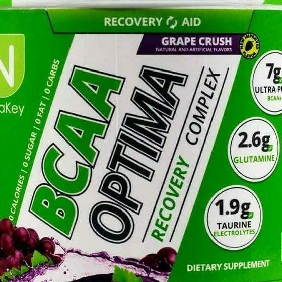 Nutrakey BCAA Optima 30 serving
