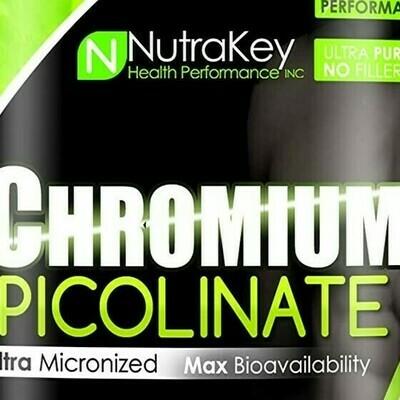 Nutrakey Chromium Picolinate 200mcg