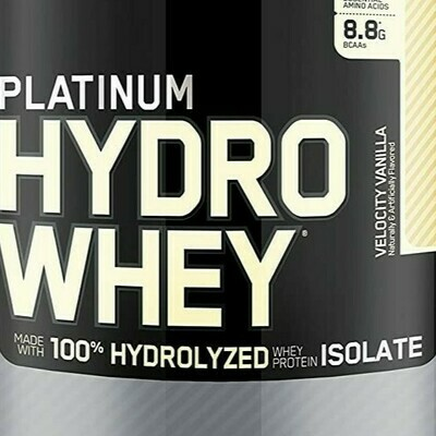 Platinum HyroWhey Van 1.75lb