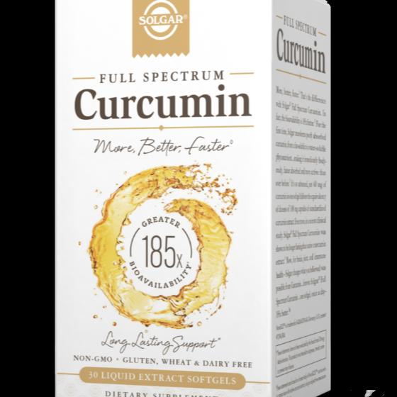 Solgar Curcumin 30 softgels