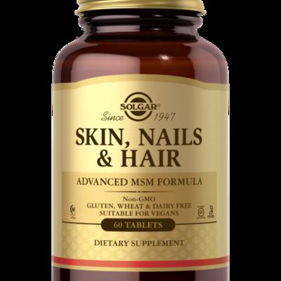 Solgar Hair Skin Nails