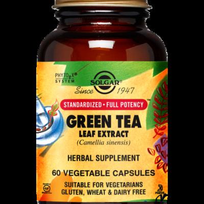 Solgar Green Tea 60caps