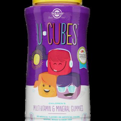 Solgar U-Cubes 120 Gummies