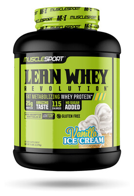 Muscle Sport Lean Whey