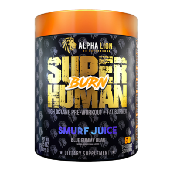 Alpha Lion Superhuman BURN Preworkout