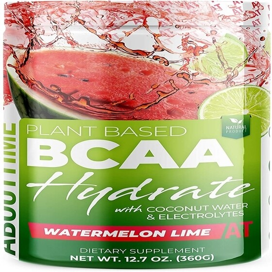 About Time BCAA Hydrate