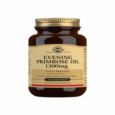 Solgar Evening Primrose Oil