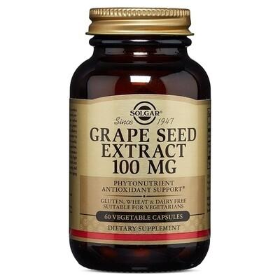 Solgar Grape Seed EXTRACT 100MG 60CAPS