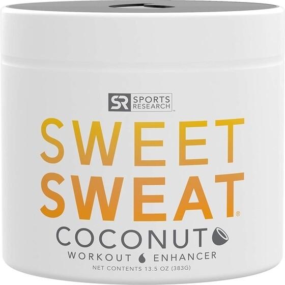 Sweet Sweat Coconut 13.5oz jar