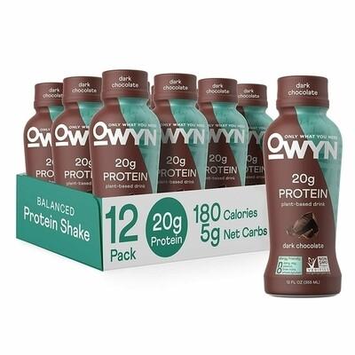 OWYN Vegan Protein RTD