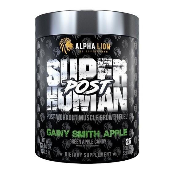Alpha Lion Superhuman Post