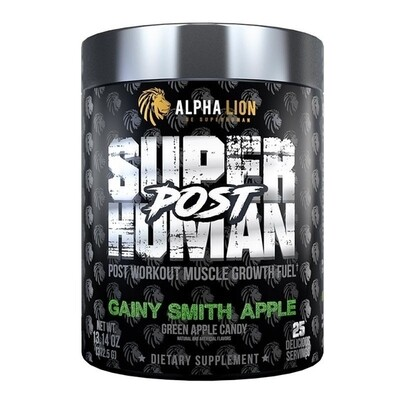 Alpha Lion Superhuman Post