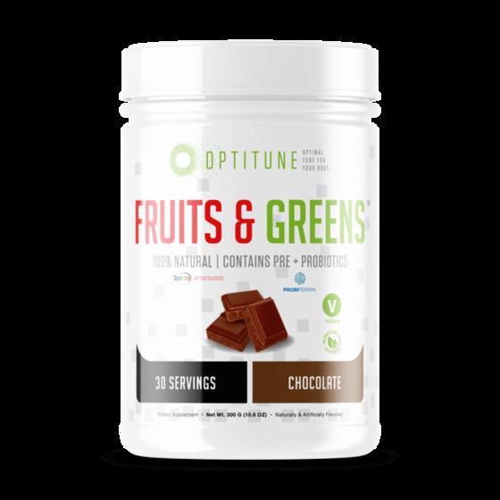 Optitune Fruits & Greens