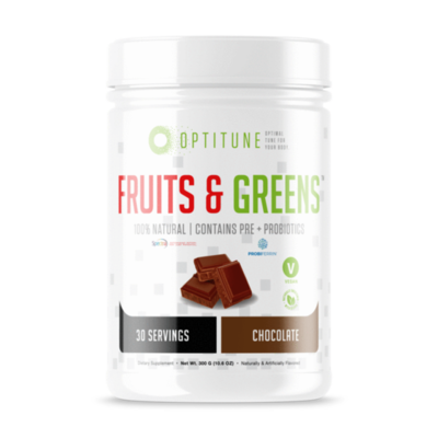 Optitune Fruits & Greens