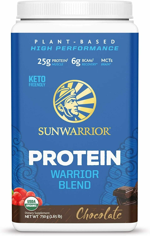 Sun Warrior Warrior Blend