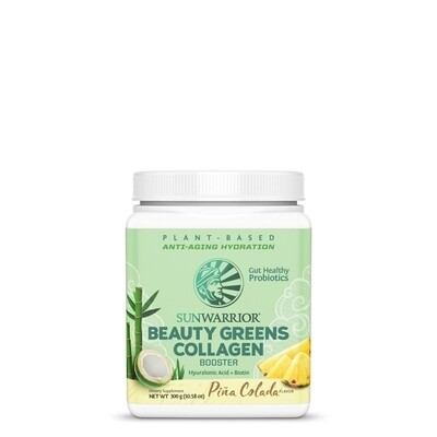Sun Warrior Beauty Greens 300g