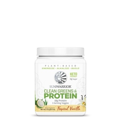 Sun Warrior Clean Greens & Protein