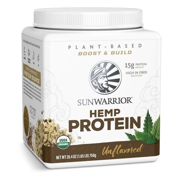 Sun Warrior Hemp Protein 750g