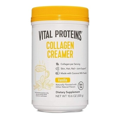 Vital Proteins Collagen Creamer 10.6oz