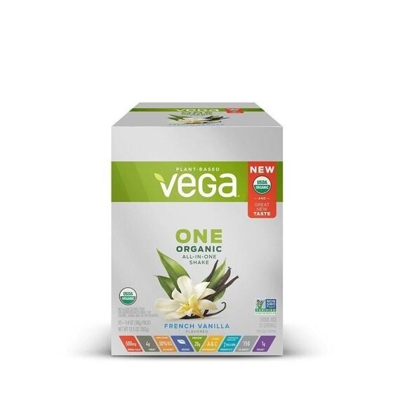 Vega One Organic Sachets