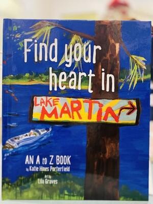 A to Z book Lake Martin