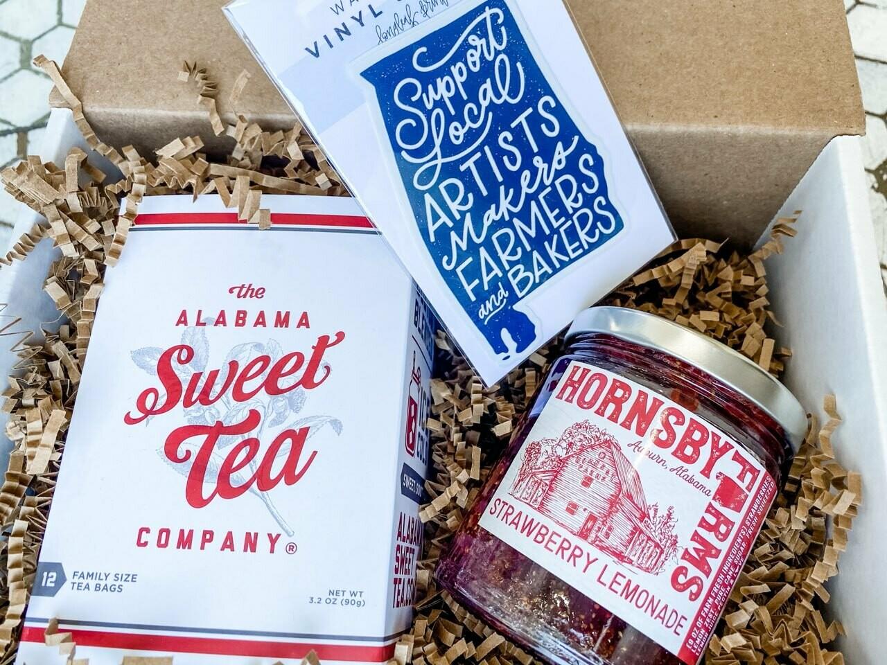 Alabama Goodies Box