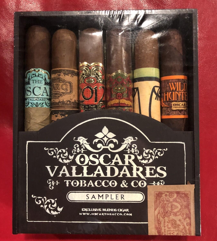 Oscar Valladares Sample Pack (6 cigars)