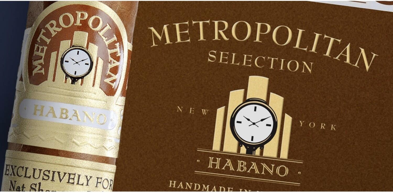 Metropolitan Habano Robusto (18 Ct Box)