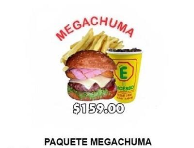 Megachuma en combo o sola