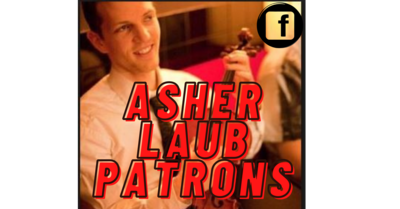 Asher Laub Patrons - Facebook Group Subscription
