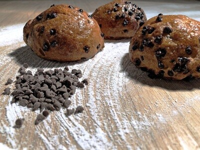 BRIOCHE DE CHOCOLATE (2U)