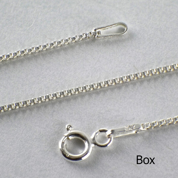 "Box Chains     16"" - 36""     Starting at just..."