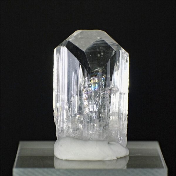 Danburite with Gemstone Courier