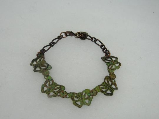 Rare Vintage Butterfly bracelet
