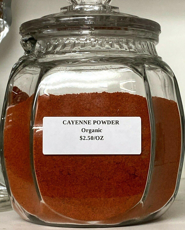 Cayenne Powder - 1oz Package