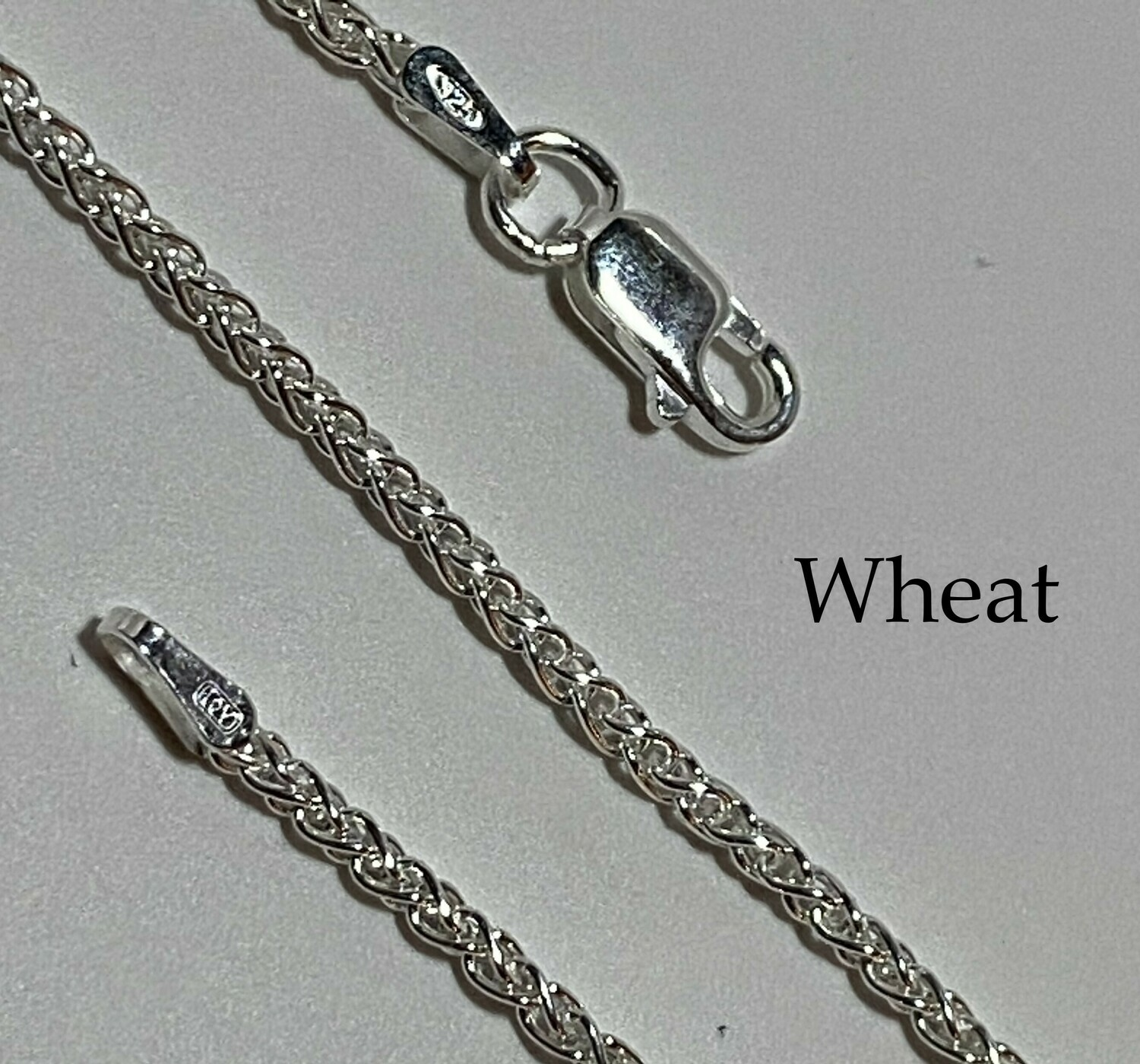 "Wheat Chain  16"" - 36""    Starting at just..."