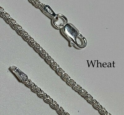Wheat Chain  16
