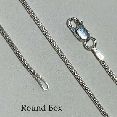 Round Box 16