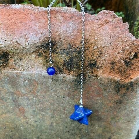 Lapis Merkiba Pendulum on Chain