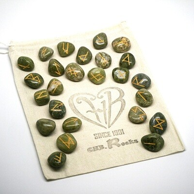 Rhyolite Rune Set