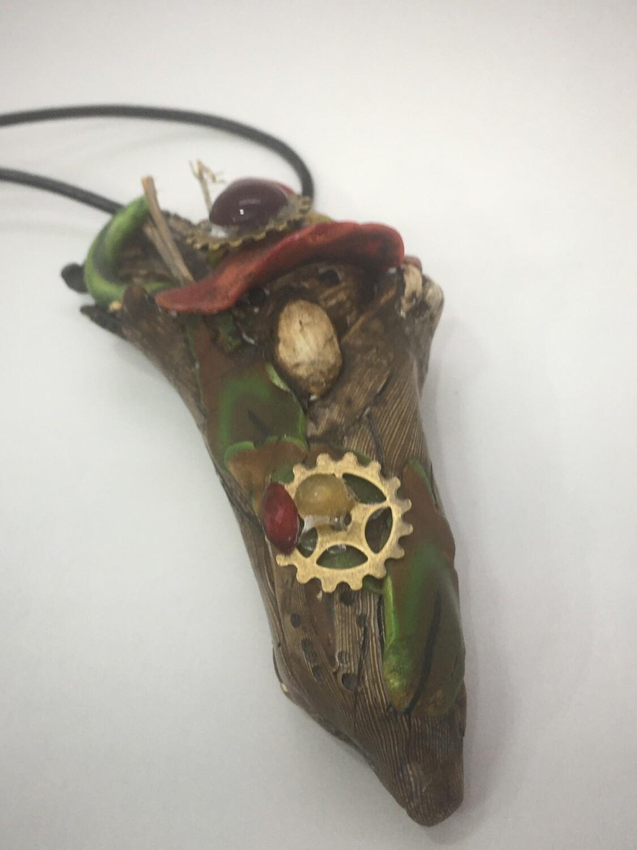 Troll pendant or pin