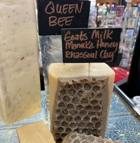 Queen Bee Bar of Soap