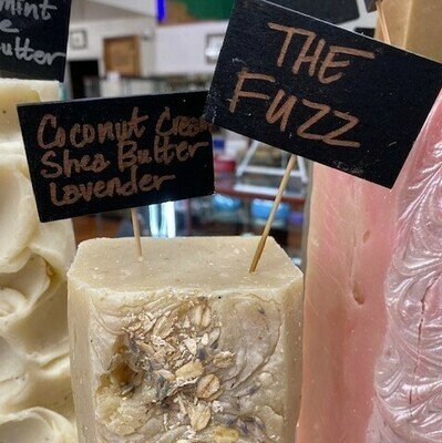 The Fuzz  Bar of Soap