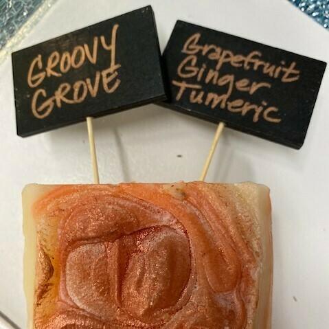 Groovy Grove Bar of Soap