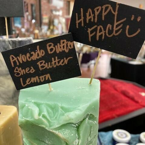 Happy Face Bar of Soap