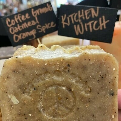 Kitchen Witch Bar of Soap