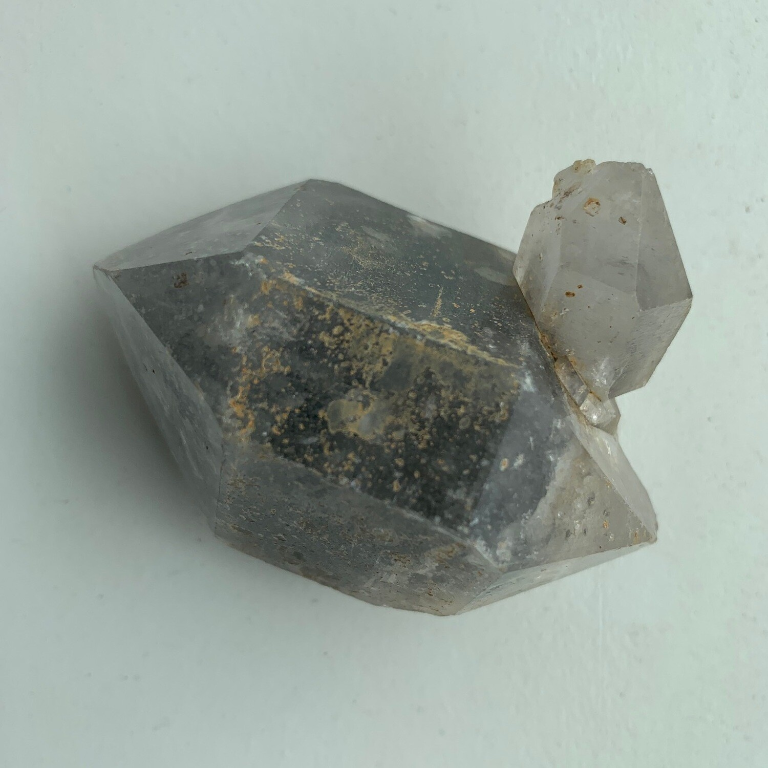 Double Terminated Smoky Quartz from Tibet